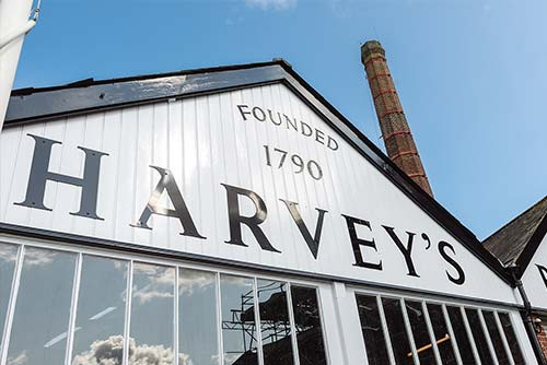 Harvey's Brewery Case study example image
